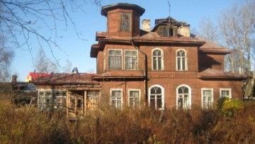 Дача на Сегалевой, 10