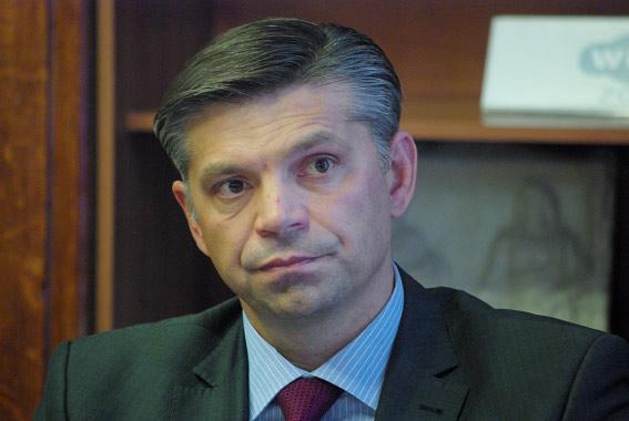 Сергей Серезлеев, первый заместитель председателя Комитета по печати и взаимодействию со средствами массовой информации