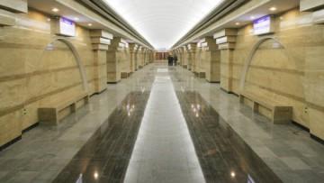 Станция метро Спасская