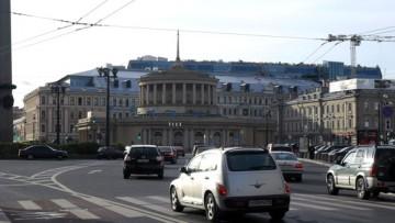 Стокманн на Невском проспекте