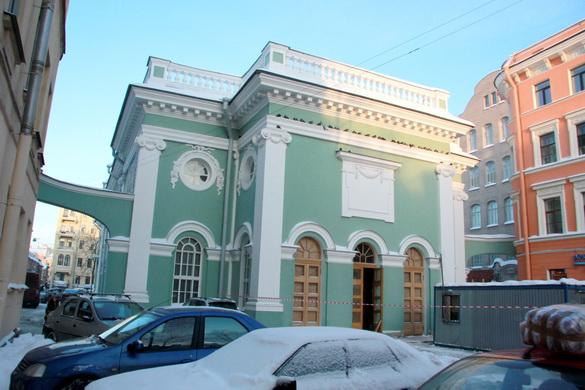 Святая Анна на Кирочной улице