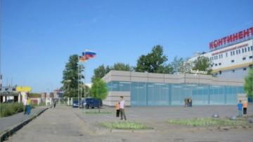 Новый торговый комплекс на Байконурской (из проекта планировки территории)