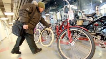 Велосипеды в Ткачах