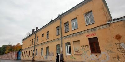 Введенский канал, дом 4, литера В