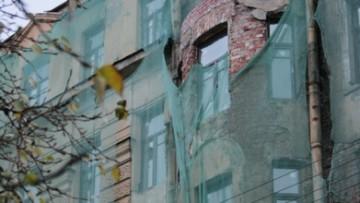 Заброшенный дом на Лахтинской