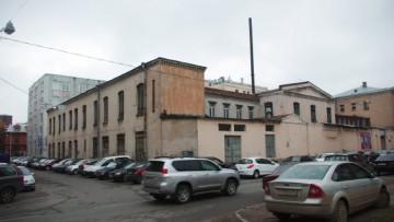 Здания на углу Смолячкова и Зеленкова переулков