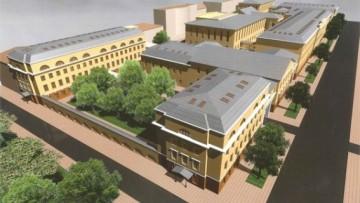 Патриотический институт, проект реконструкции