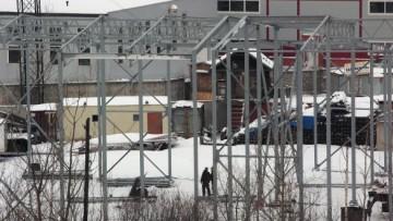 Строительство склада на Якорной