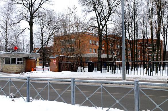 Больница на Крестовском острове