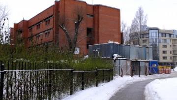 Больница на проспекте Динамо