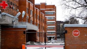 31-я больница на Крестовском острове
