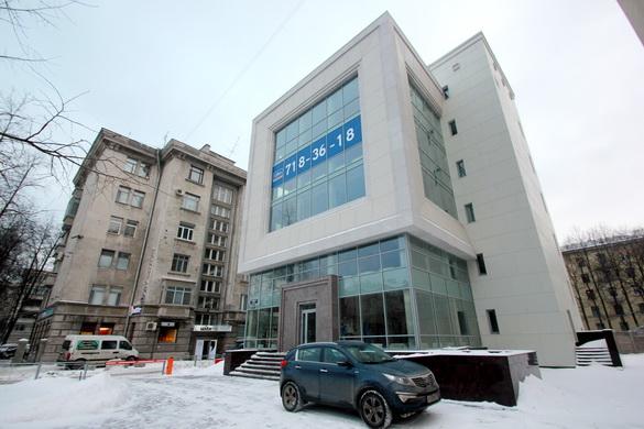 Бизнес-центр на Московском, 151