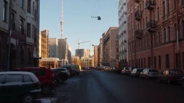 Новый жилой комплекс в створе Чапыгина