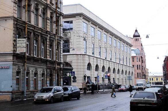 ТЦ Чкаловский, Большая Разночинная улица, 16