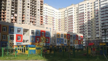 Детский сад в Красносельском районе