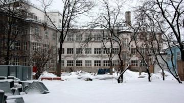 Колледж, реконструкция