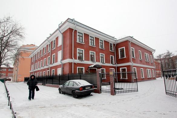 Литовская улица, 1, корпус 2, офис Балтроса