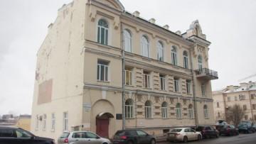 Здание на Малоохтинском проспекте, 55