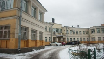 Невский институт языка и культуры на Большой Разночинной улице