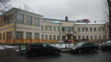 НИЯК, Невский институт языка и культуры на Большой Разночинной улице, 27