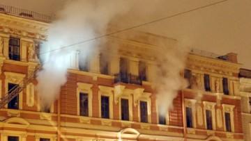 Пожар в коммунальной квартире на Мойке, 82