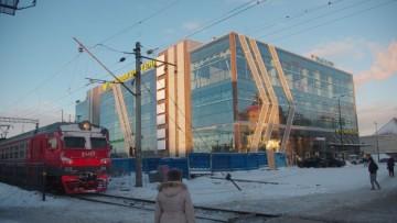 Новый рынок у ж/д станции «Старая деревня»