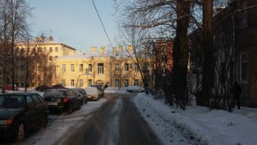 Севастопольская улица, 19, фактически Зои Космодемьянской, 13