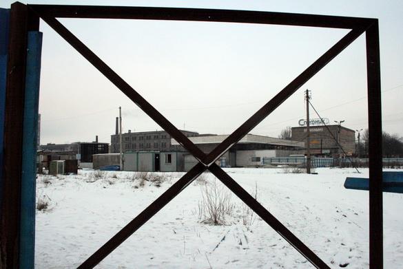 Участок Макромира у Ломоносовской
