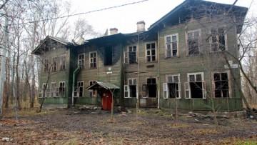 Улица Чекистов, 9, после пожара
