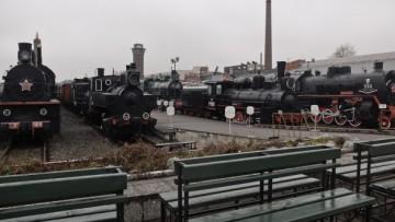 Железнодорожный музей, Варшавский вокзал