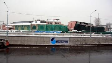 Веерное депо на Обводном канале