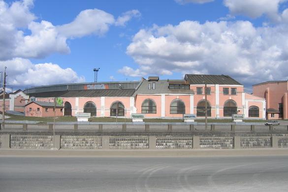 Веерное депо на Обводном канале, 43