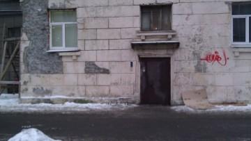 обрушение на Левашовском,3