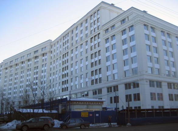 Жилой комплекс «Александрия»