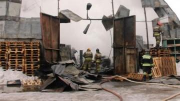 Пожар на складе Салова, 50