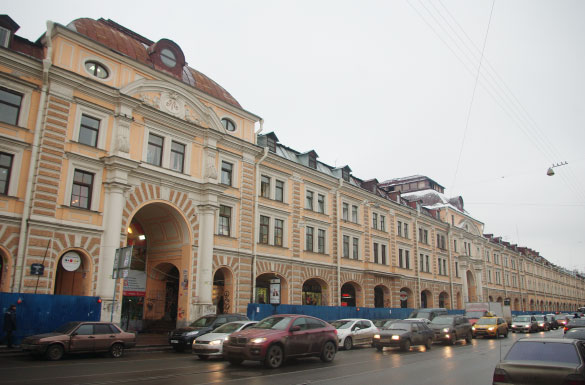 Апраксин двор