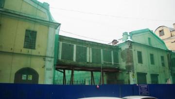 Здание Апраксина двора