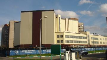 Новое здание государственного архива Санкт-Петербурга в Веселом Поселке