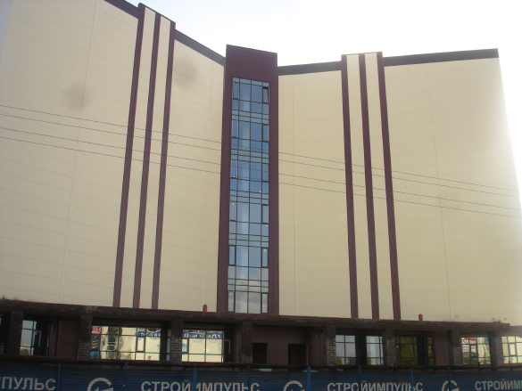 Новый центральный государственный архив Санкт-Петербурга