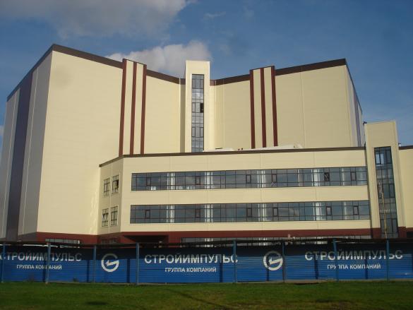 Дальневосточный проспект и улица Антонова-Овсеенко, новый архив