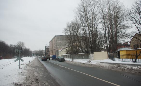 Черниговская улица, 15