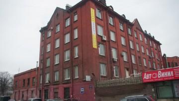 Лиговский проспект, Черниговская улица, 15, «Хладокомбинат № 1», здание под снос