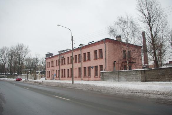 Черниговская улица, 15, «Хладокомбинат № 1»