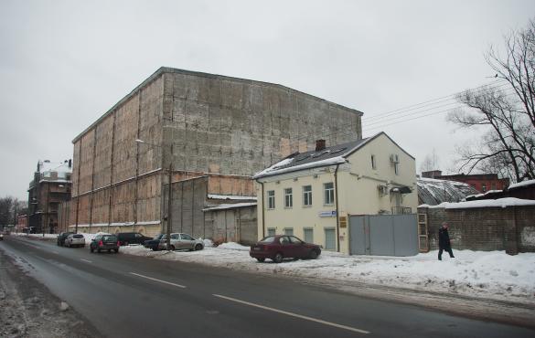 Черниговская улица, 15, «Хладокомбинат № 1», здания под снос