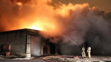 Пожар на Дальневосточном проезде, 100