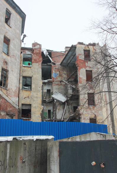 Бывший доходный дом в Дегтярном переулке, 26
