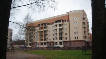 Социальный жилой дом на Пискаревском, 52