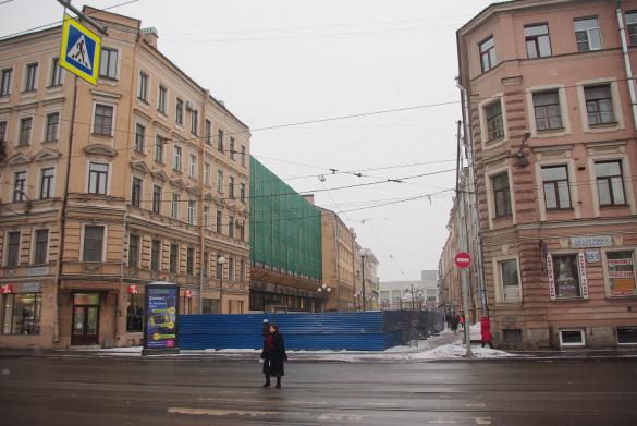 Финский переулок