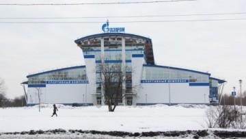 Спортивный комплекс «Газпром» на проспекте Ветеранов