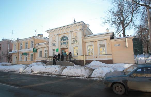 Пушкин, Московская, 33, Городовая ратуша